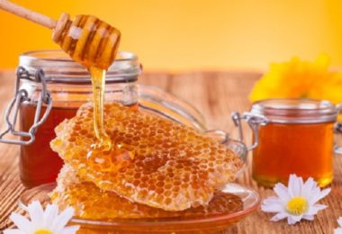 мед в сотах польза и вред