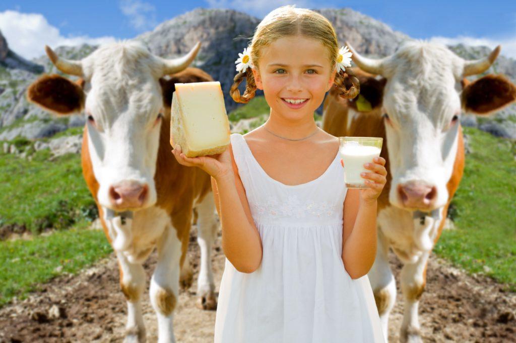 сколько литров молока дает корова в сутки
