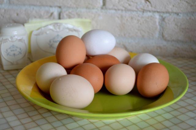 проверить сырое яйцо на свежесть