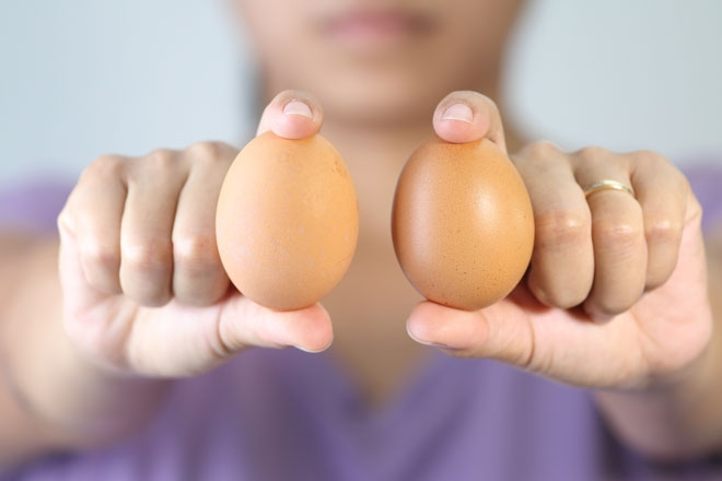 как проверить яйца на свежесть