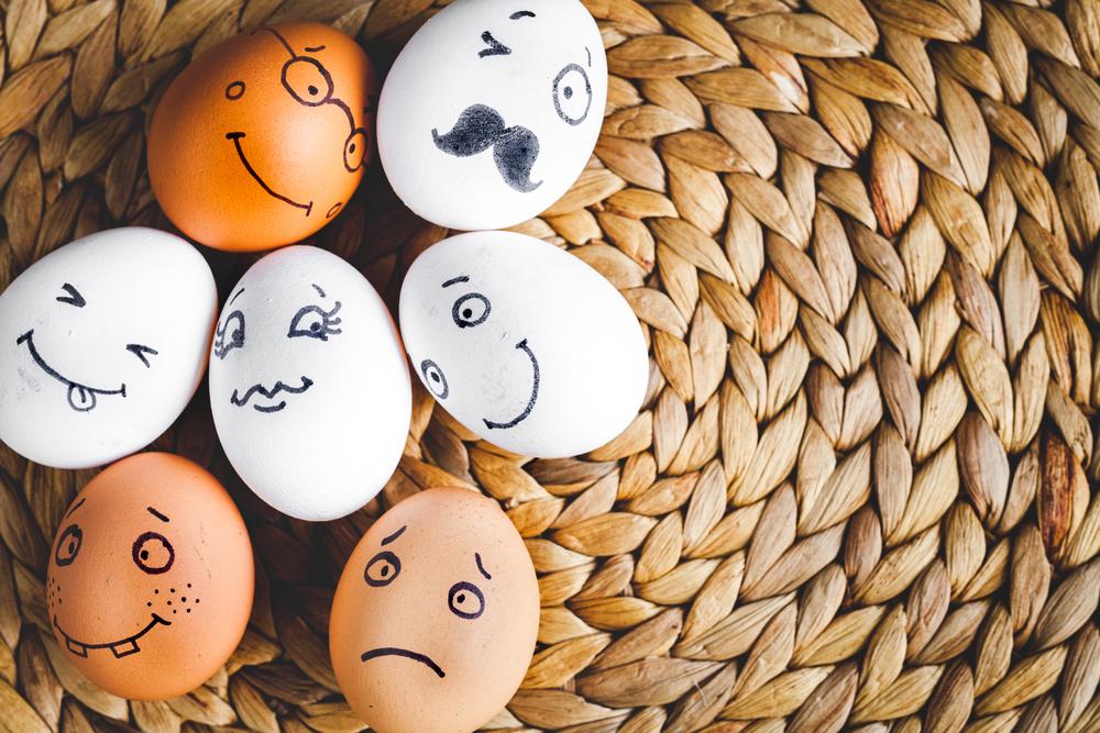 Какие яйца лучше - белые или коричневые? - Статьи на Повар.ру