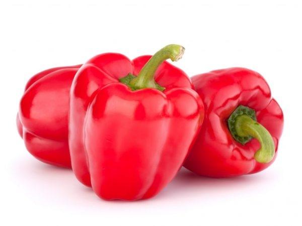 красный болгарский перец польза и вред